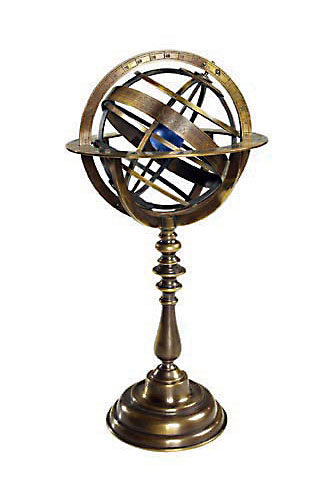 Armillary Sphere of the 18th century (reproduction) from AM.