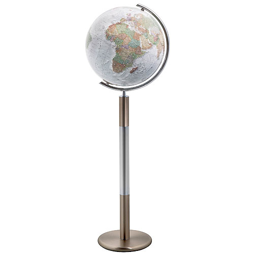 Duo Alba World Globe Swarovski from Columbus.