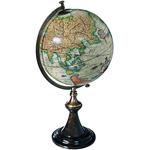 View Antique Globe