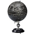 Antique Globe Vaugondy Black (reproduction). Please click the image to see the item sheet.
