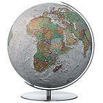 Duo Alba World Globe Swarovski de Columbus.